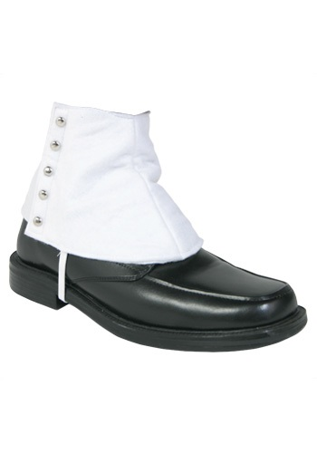 White Shoe Spats