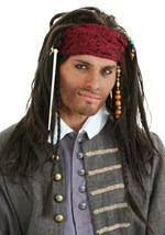 Exclusive Pirate Wig