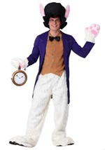 Adult White Rabbit Costume