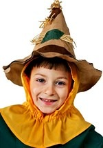 Child Scarecrow Pointy Hat