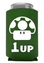 1 Up Super Mario Can Cooler