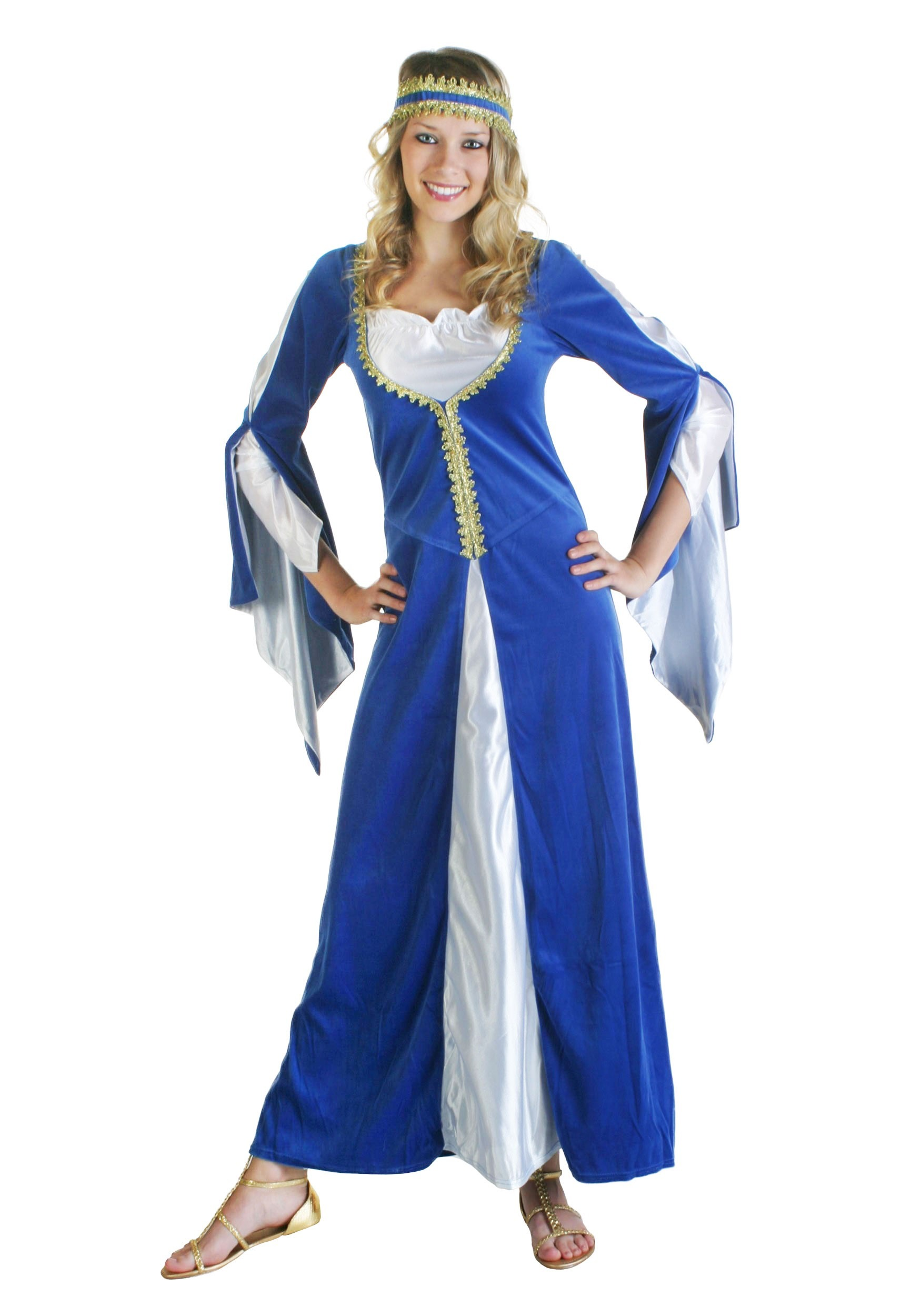Adult Princess Costume  sc 1 st  Halloween Costume & Adult Princess Renaissance Costume - Renaissance Queen Costumes