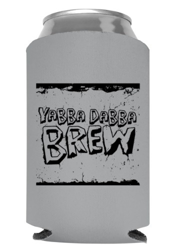 Yabba Dabba Brew Can Cooler