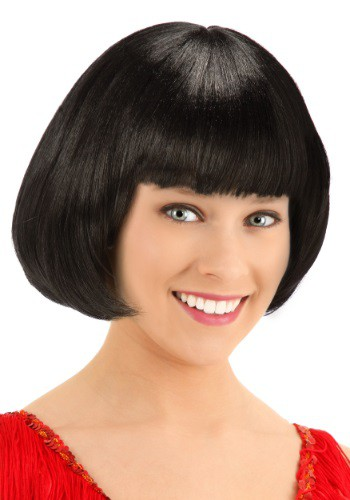 flapper hairstyles. Costume Flapper Wig