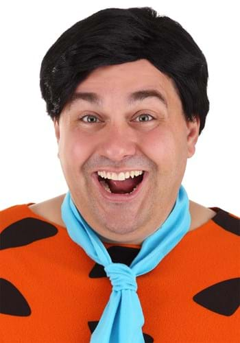 Adult Fred Flintstone Wig