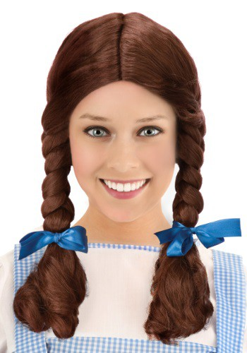 Braided Dorothy Costume Wig