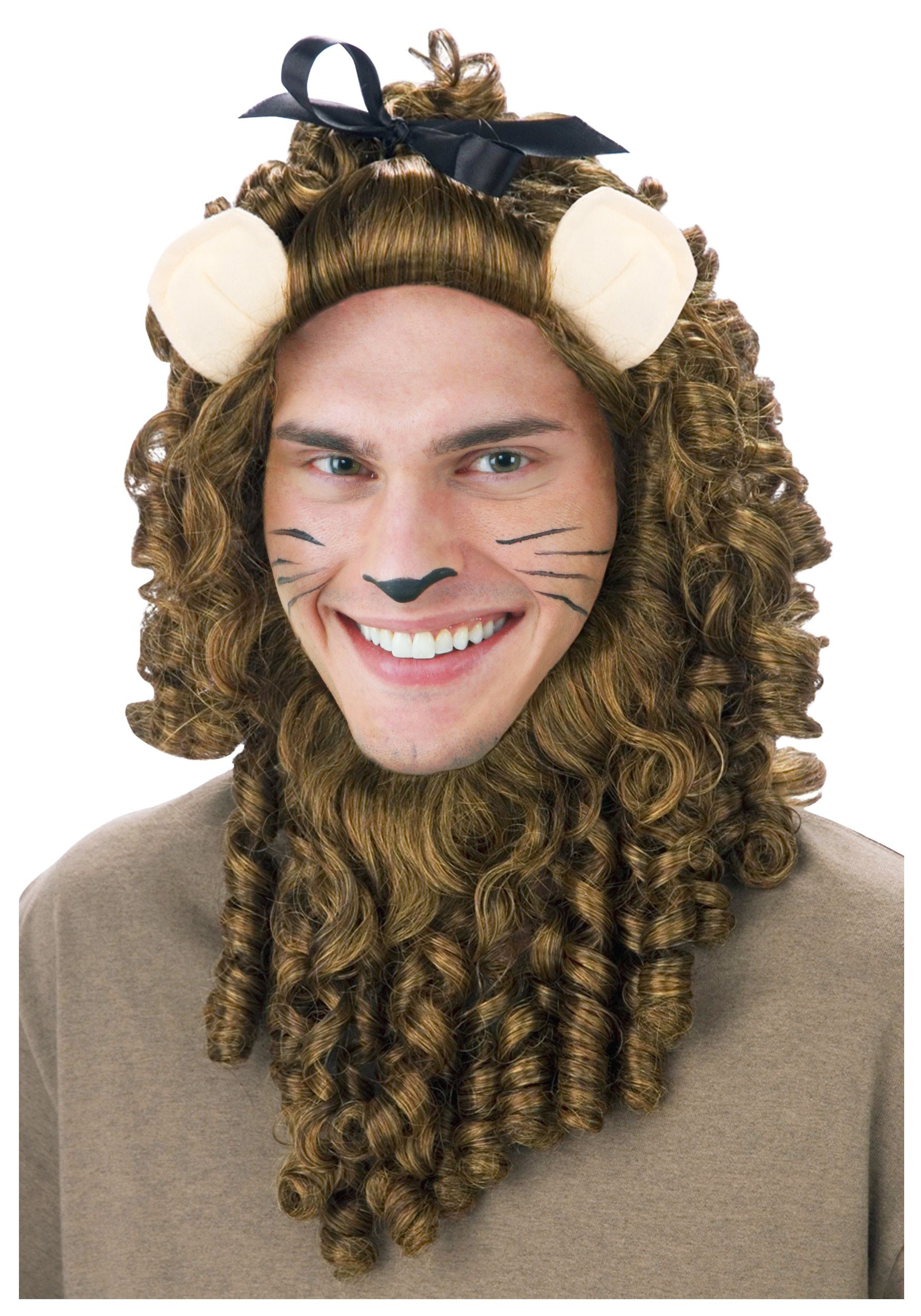 Wizard Of Oz Lion Wig 107