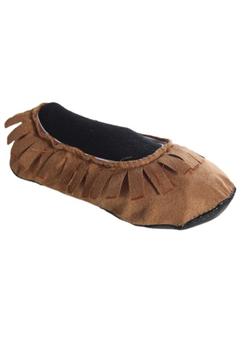 Indian Child-Size Moccasins