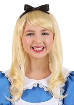 Girls Wonderland Alice Wig