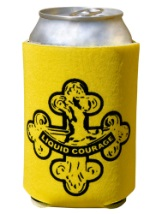Liquid Courage Koozie