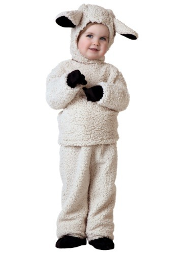 Cuddly Woolly Sheep Costume