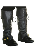 Child Pirate Boot Tops