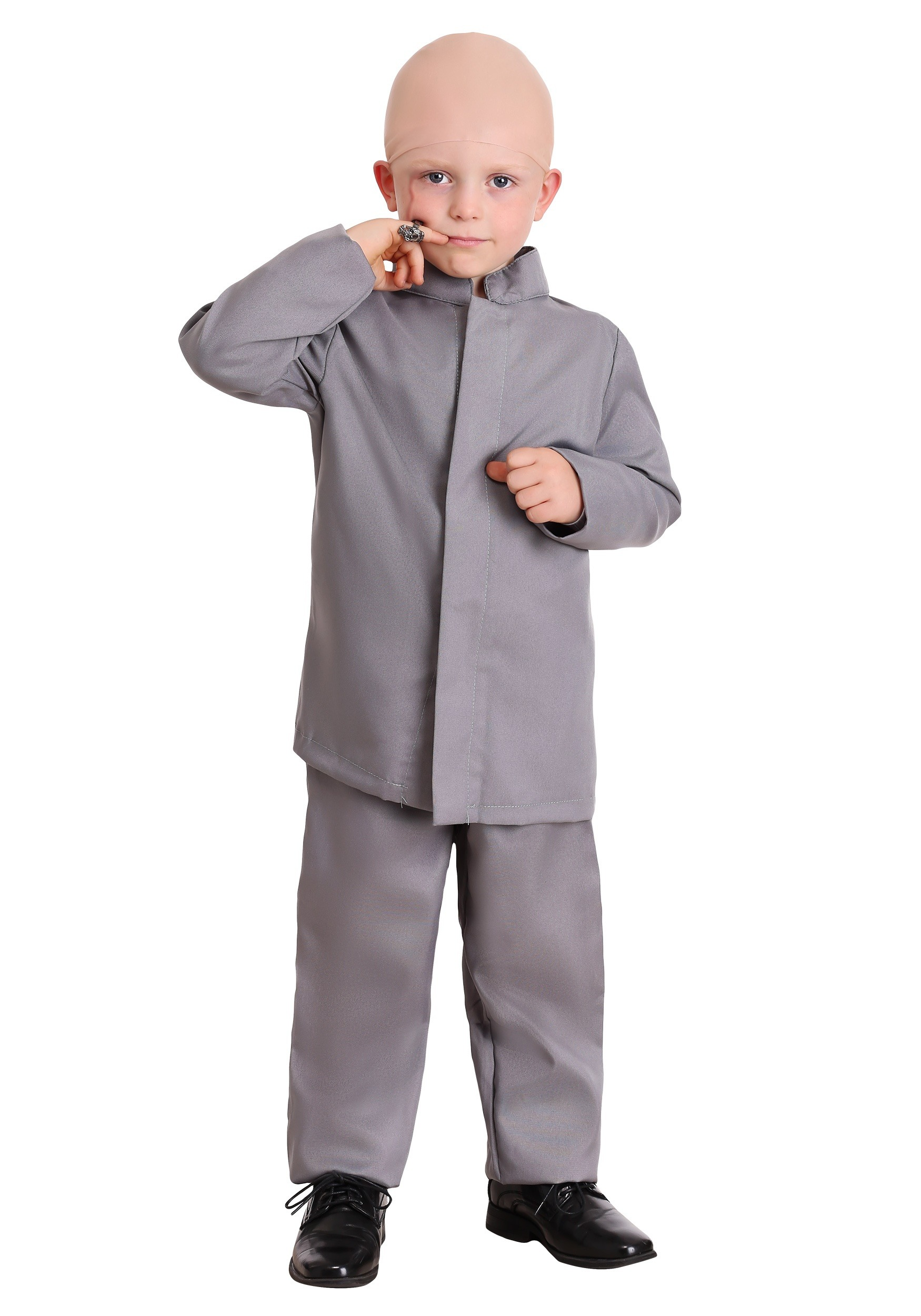 Toddler Evil Lil Me Costume  sc 1 st  Halloween Costume & Toddler Evil Lil Me Costume - Kids Funny Movie Character Costumes