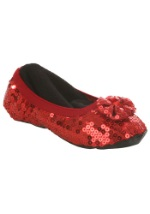 Girls Ruby Slippers