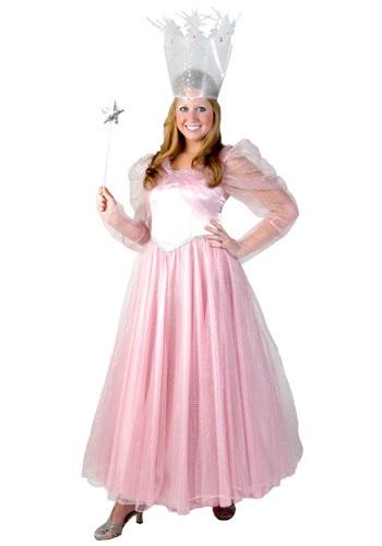 Deluxe Plus Size Glinda Gown
