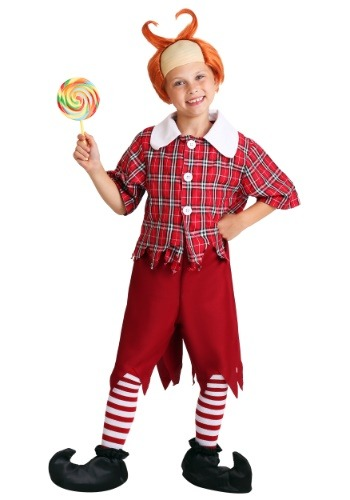 Little Red Munchkin Costume