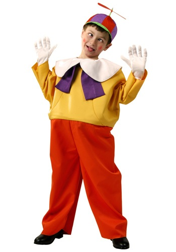 Kids Tweedle Dee or Dum Costume