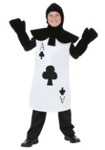 Child Ace of Clubs Costume