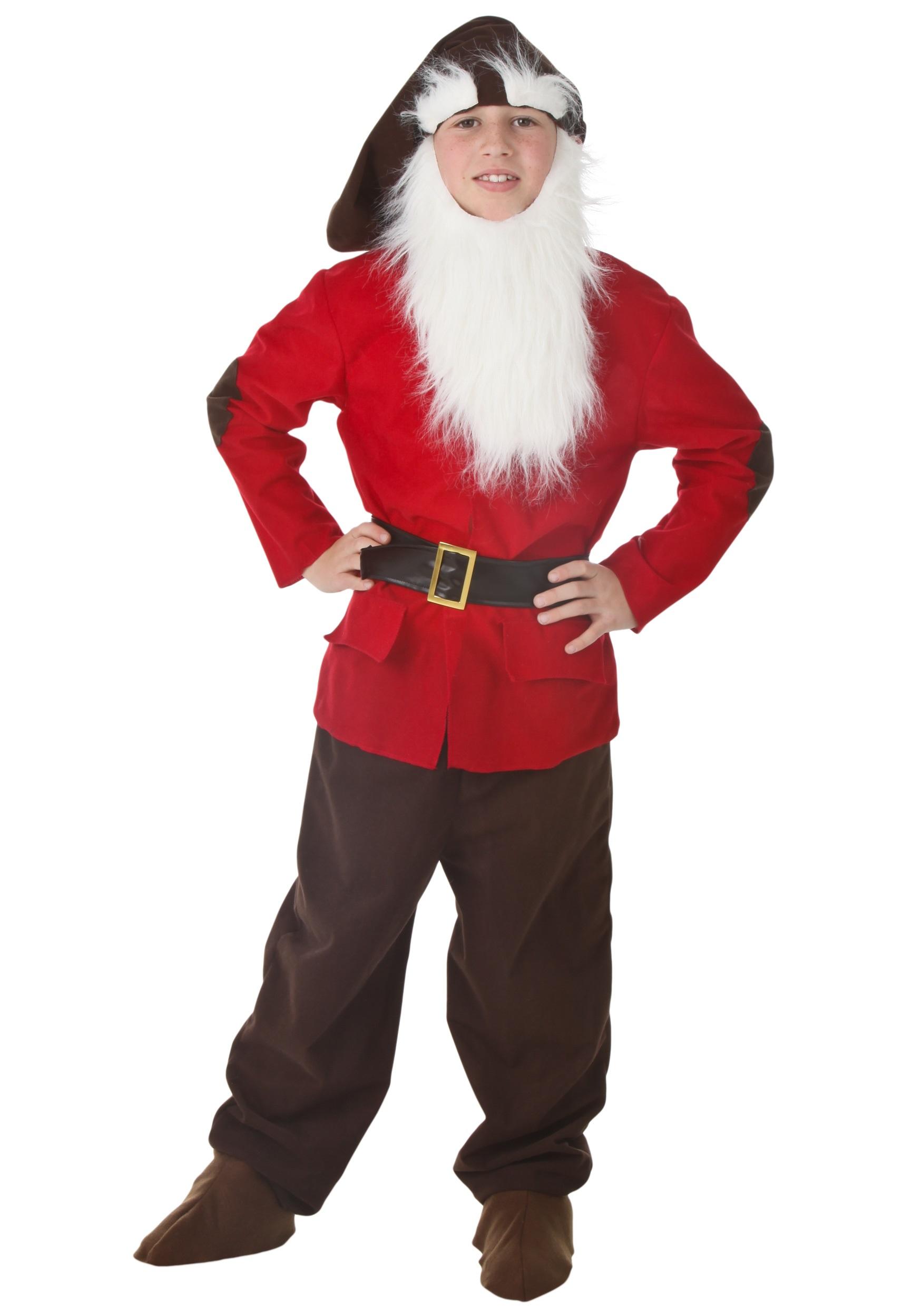 making 7 dwarfs costumes
