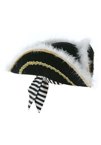 Blackbeard the Pirate Hat