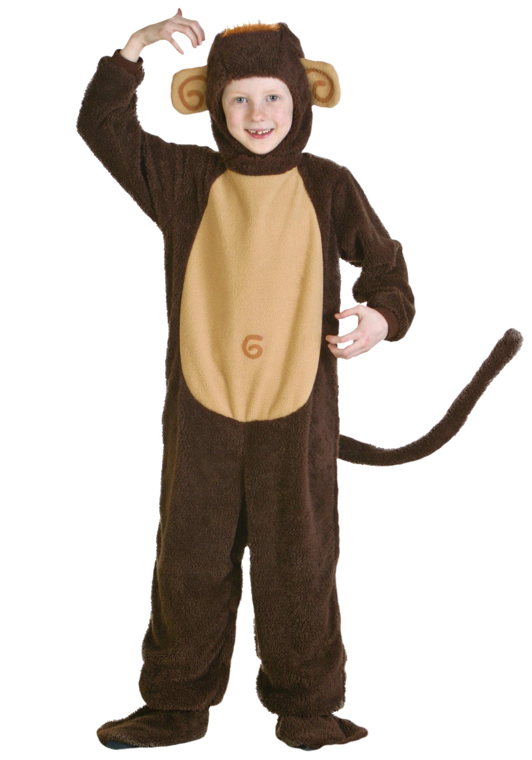 Cheeky Monkey Costume  sc 1 st  Halloween Costume & Cheeky Monkey Costume - Child Animal Costumes