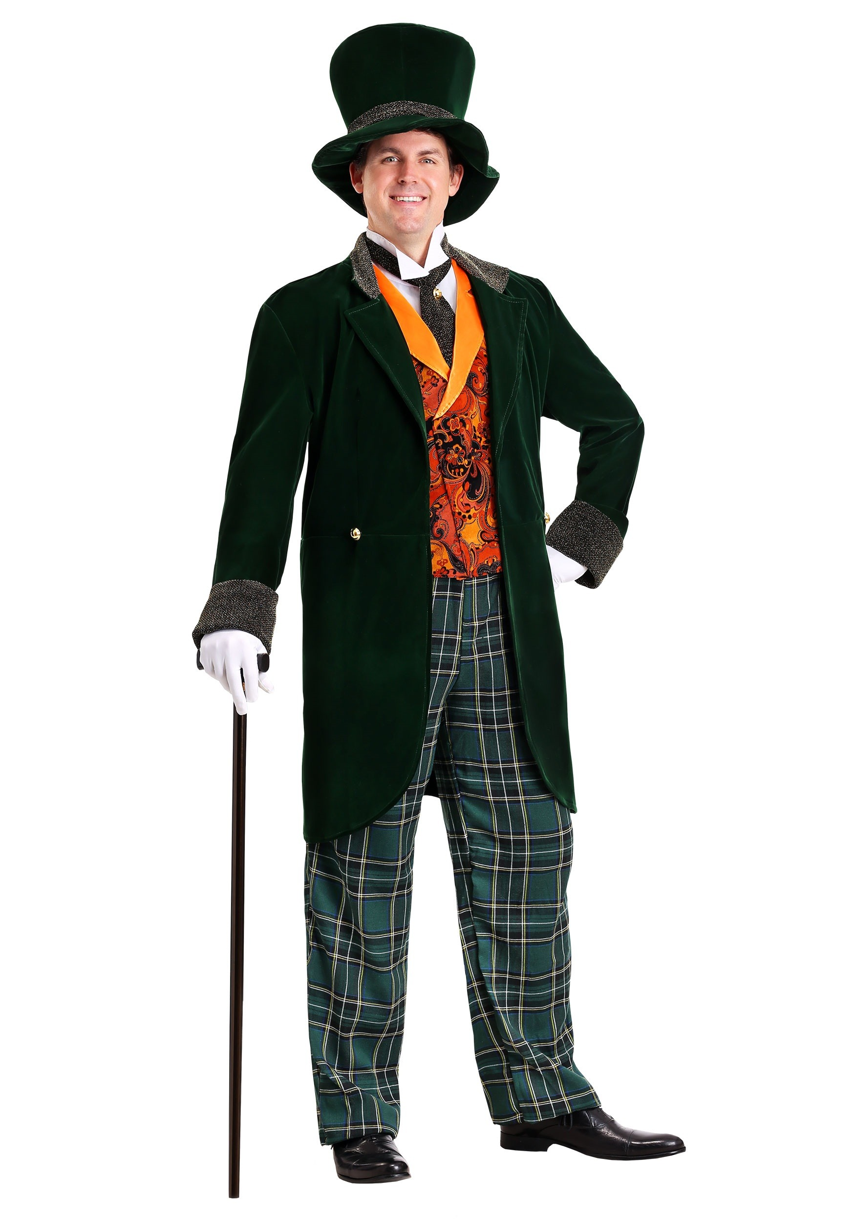 ed550ea7d07 Plus Size Wizard from Oz Costume - Wizard of Oz Plus Size Costumes