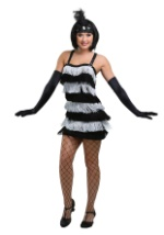 Jazz Time Flapper Costume