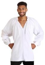 White Peasant Tunic