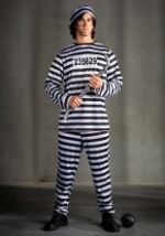 Mens Prison Escapee Costume