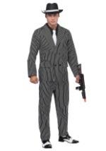 Mens 1920s Gangster Costume