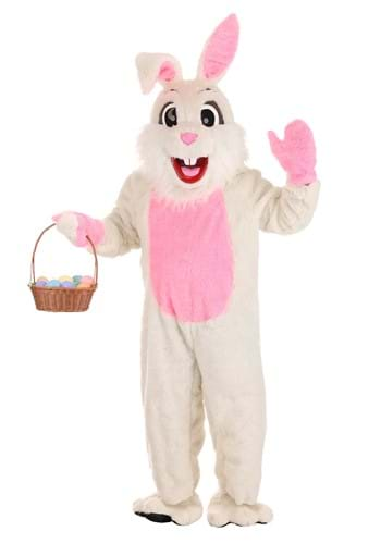 Bunny Rabbit Mascot Costume