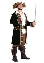Mens Pirate Captain Costume