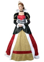 Exclusive Queen of Hearts Costume