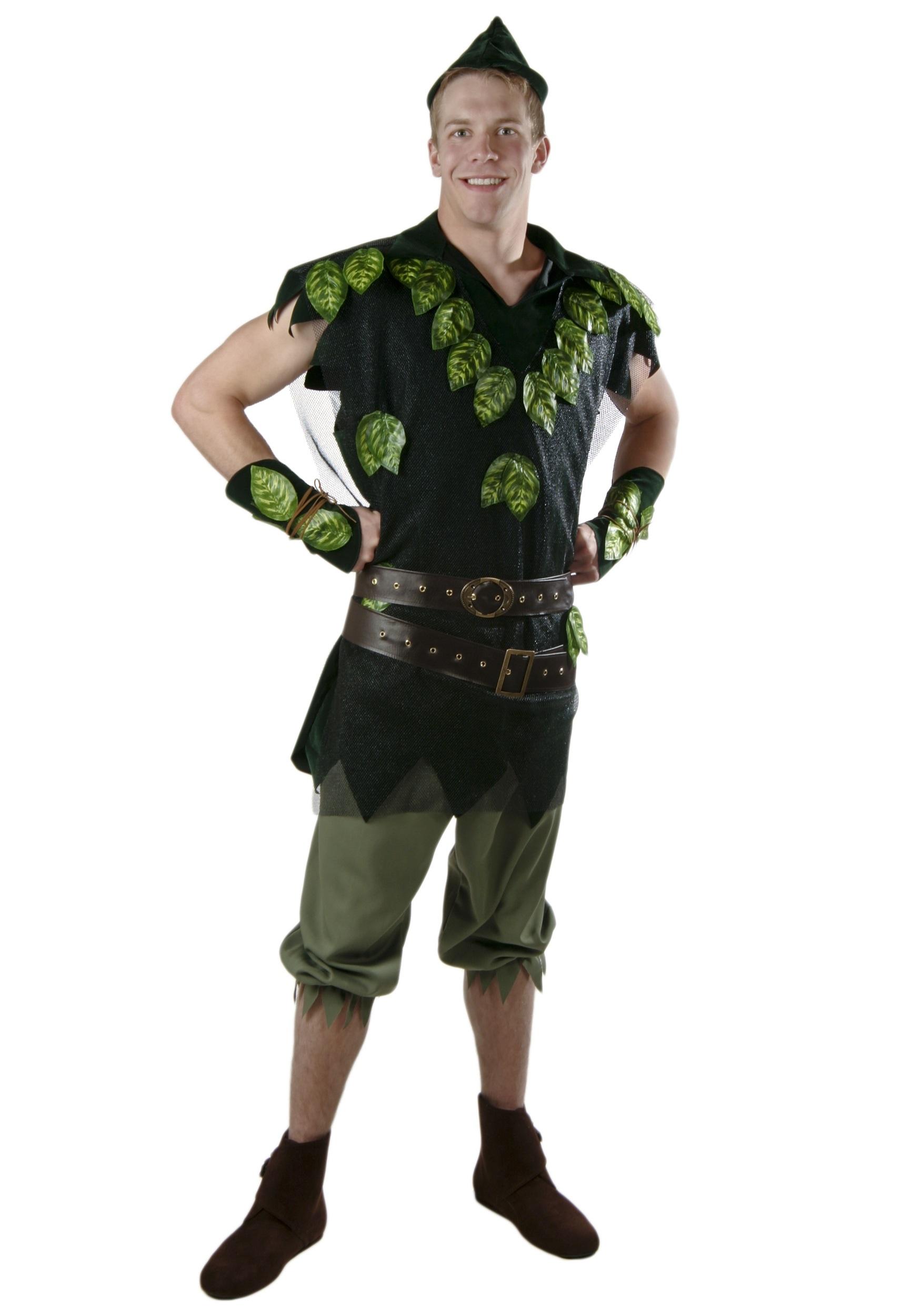 Deluxe Adult Peter Pan Costume Disney Peter Pan Costumes