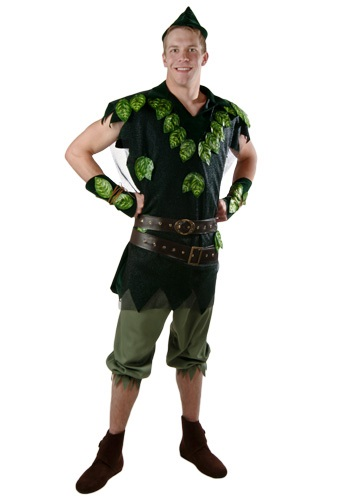 Deluxe Adult Peter Pan Costume
