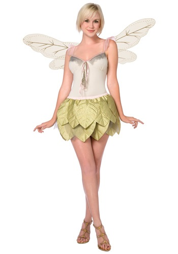 Wood Fairy Costume
