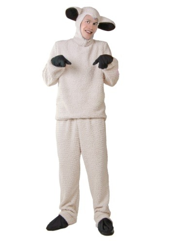 Mens Sheepish Sheep Costume