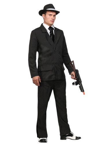 Deluxe 20s Gangster Suit