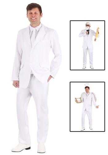 Mens Angel Suit Costume