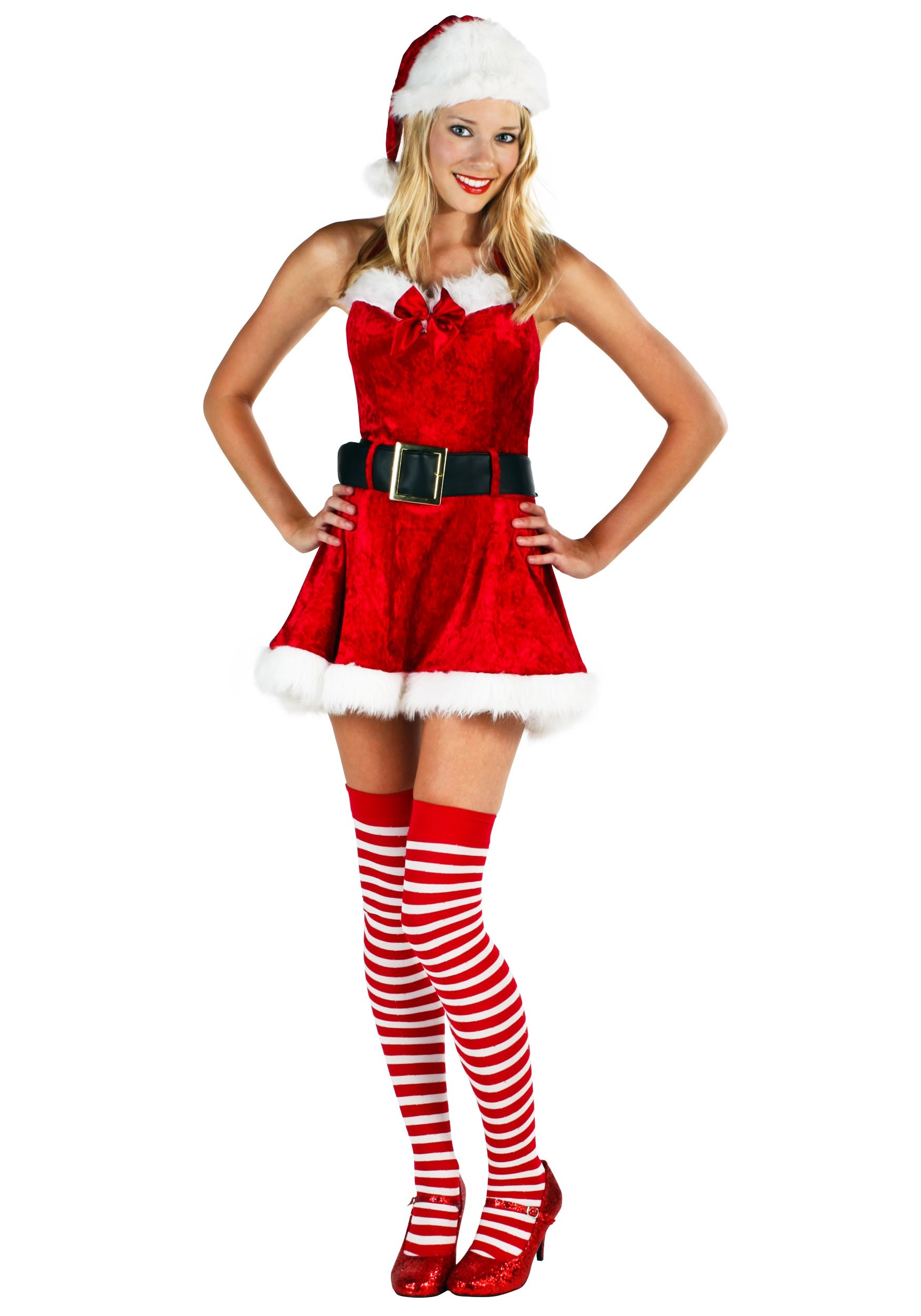 miss santa costume womens christmas costumes