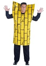 Adult Wizard of Oz Yellow Road Costume