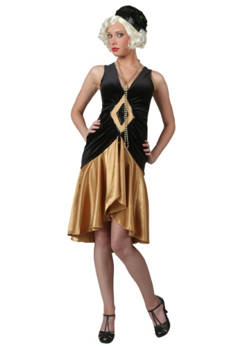 Roaring 20s Flapper Plus