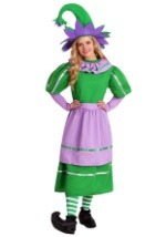 Plus Size Little Munchkin Girl Costume