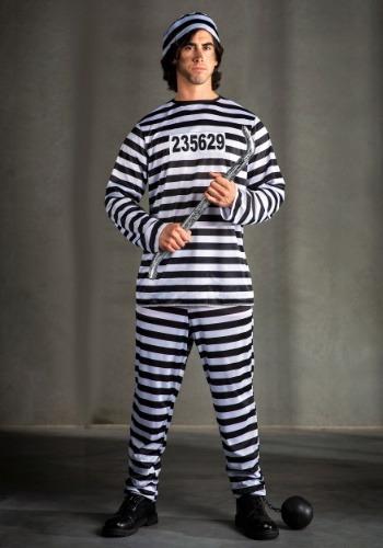Plus Size Convicted Felon Costume