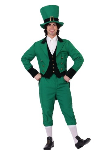 Lucky Leprechaun Plus Costume