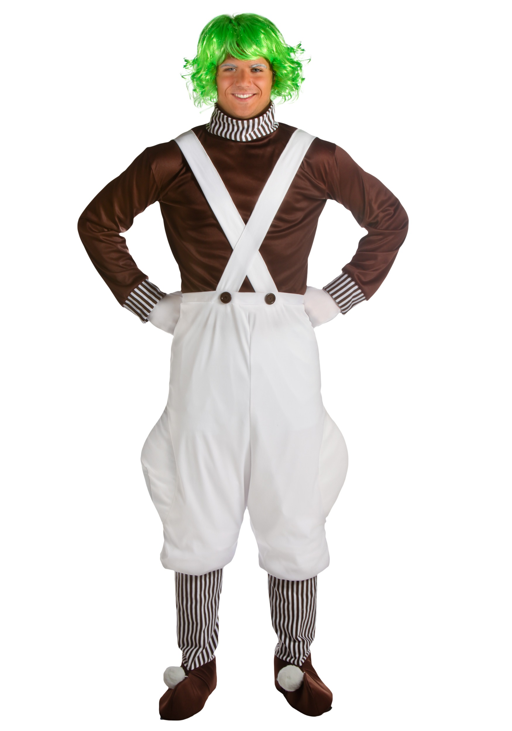 Costume Ideas For Willy Wonka Willy Wonka Worker Costume