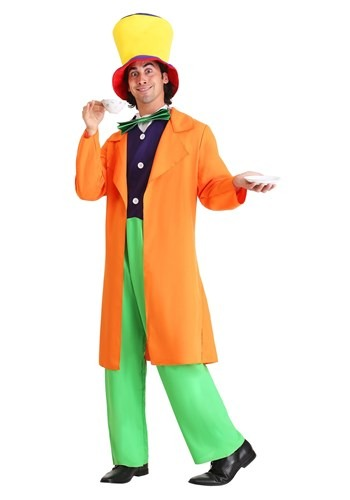 Plus Mad Hatter Costume