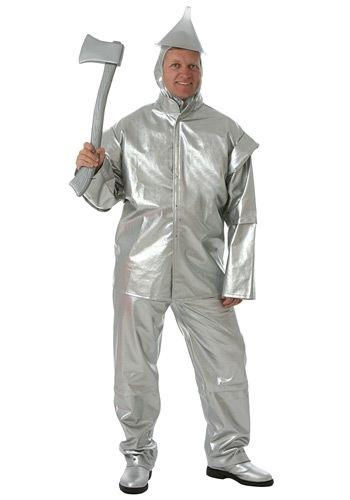 Deluxe Tin Man Costume