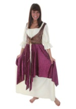 Renaissance Barmaid Plus Costume