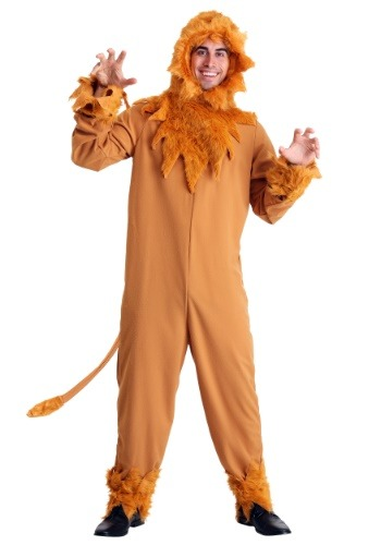 Cowardly Lion Plus Size Costume